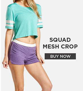 Squad Mesh Crop