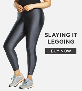 Slaying It Legging