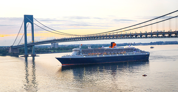 Cunard Cruises Yes Really Were Saying Thanks With Drinks On - Round trip transatlantic cruise