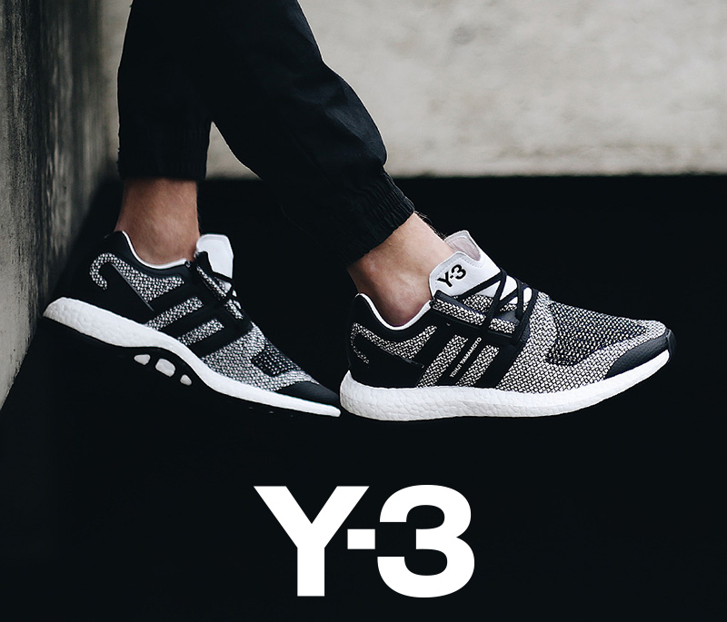 0b634cc0102 Soletrader Outlet  Boost your sport luxe style with Y-3