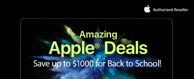 Apple Deals - FREE SHIPPING on most items