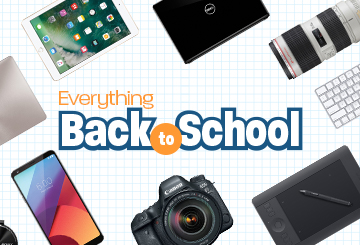Apple Back to School Banner