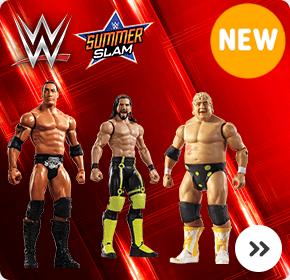 WWE SummerSlam Basic Action Figures