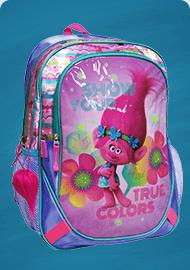 Trolls 43cm Schoolbag