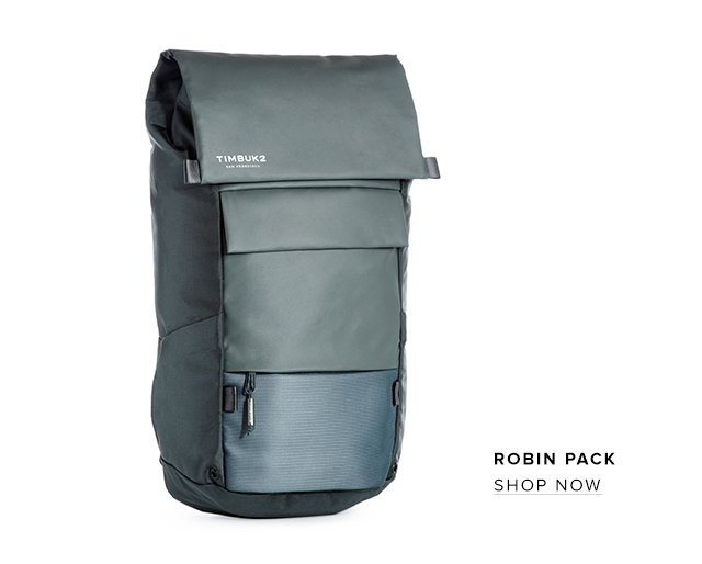 Robin pack – shop now