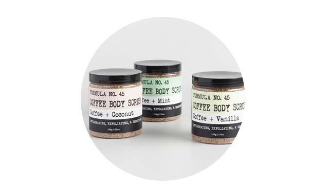 Formula No. 45 Coffee Body Scrubs Buy 2 Sale Price $7.49 Ea. ›