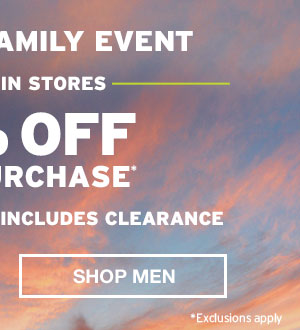 40% OFF EVERYTHING | FIND A STORE