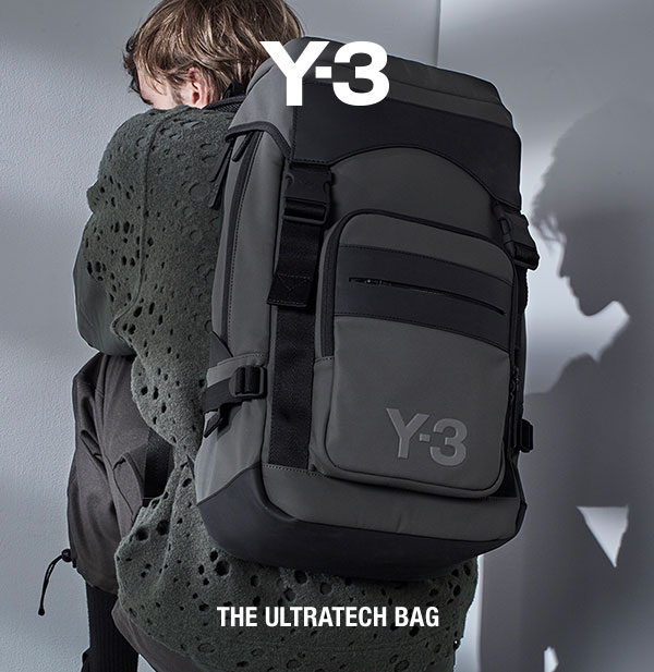 f5a4dfdaef Y 3 Yohji Yamamoto  Versatile design   function - The Y-3 Ultratech ...