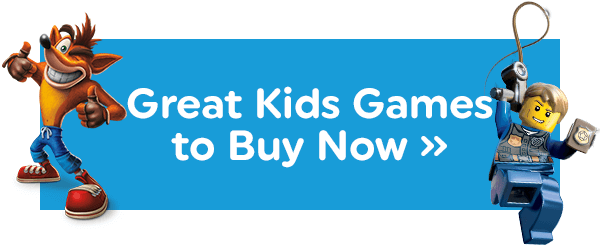 GREAT KIDS GAMES TO BUY NOW