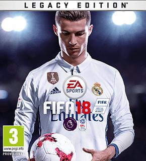 FIFA 18 Legacy