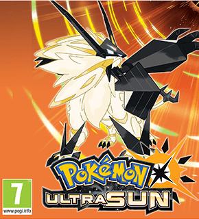 Pokemon Ultra Sun/Moon