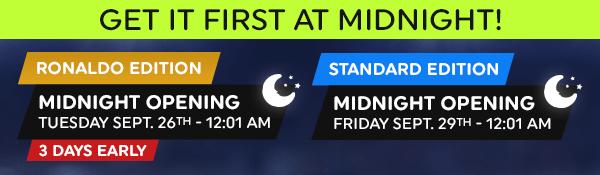 FIFA 18 Midnight opening