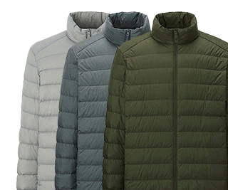 ULTRA LIGHT DOWN JACKET $59.90 - SHOP WOMEN AND MEN