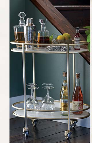 Shop Bar Carts ›