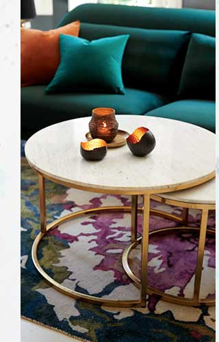 Shop Coffee Tables ›