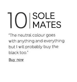 """The neutral colour goes  with anything and everything but I will probably buy the black too."""