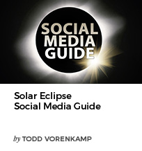 Solar Eclipse SocialMedia Guide by Todd Vorenkamp