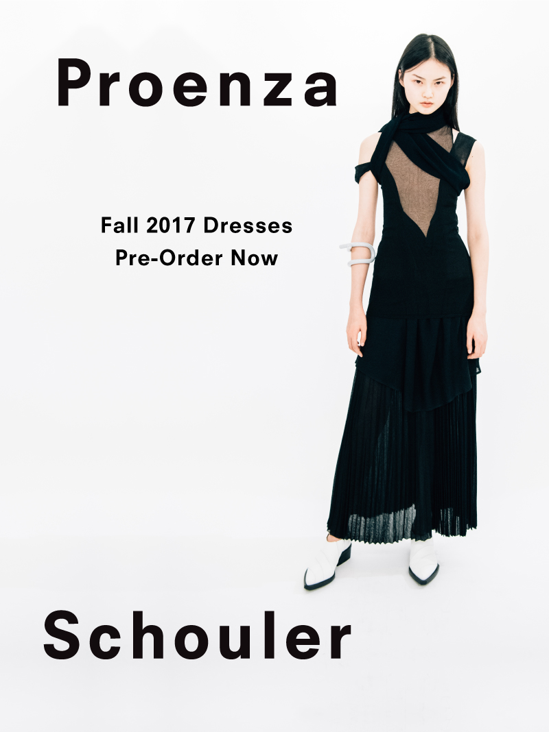 Pre-Order the Fall 2017 Dress Collection
