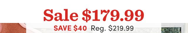 Wood Slice Coffee Table - Sale $179.99
