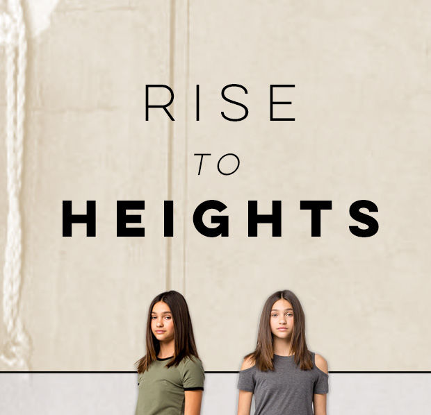Rise to Heights...