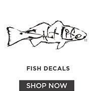 Fish Decals