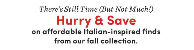 Shop Our Novecento Collection ›
