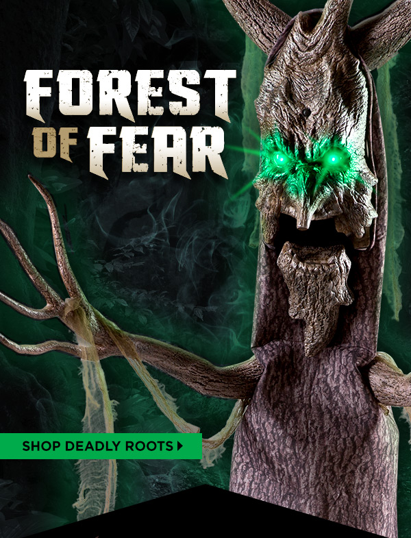 Spirit Halloween: 20% Off Sitewide   The Root of All Evil   Milled