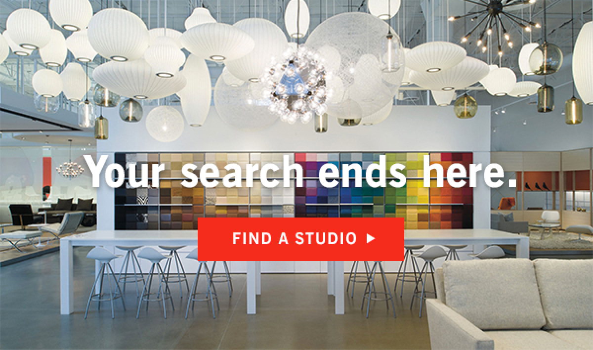 Your search ends here. Find a Studio.