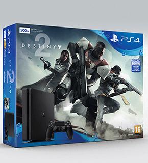 Playstation 4 500GB Destiny 2 Bundle
