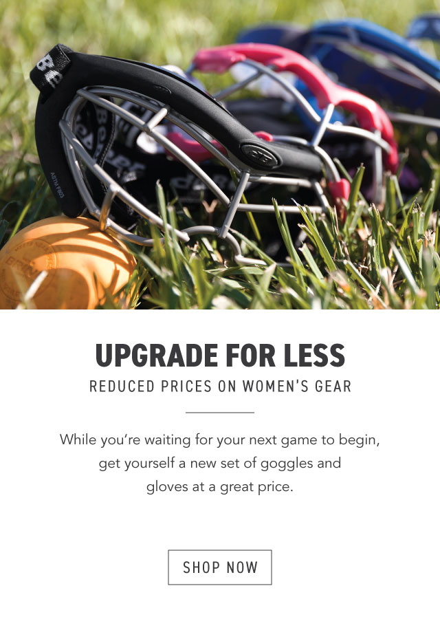 Upgrade Your Gear For Less!