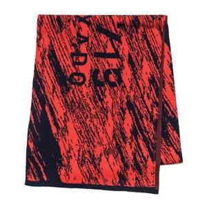 f03592ad9 Stone Island Shadow Project Pure Wool Jacquard Graphic Motif Scarf Arancio
