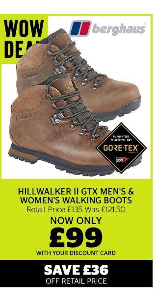 Berghaus Hillwalker II GTX Women's Walking Boots