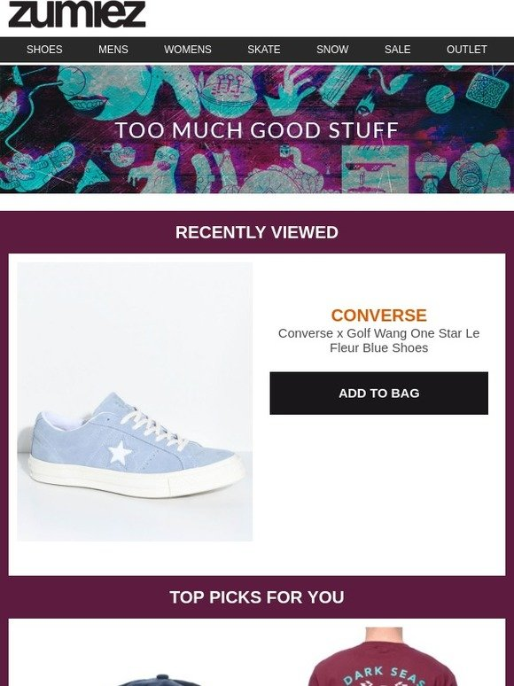 a416afb4b66a Zumiez  Take Another Look at CONVERSE