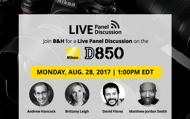 Join us for a Live Panel Discussion