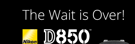 The Wait is Over! Nikon D850