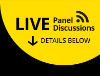 Live Panel Discussion Details Below