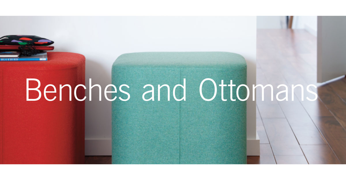 Benchers and Ottomans