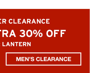 END OF SUMMER CLEARANCE | SHOP MEN'S CLEARANCE