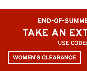 END OF SUMMER CLEARANCE | SHOP WOMEN'S CLEARANCE