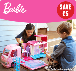 Barbie Pop Out Camper Van