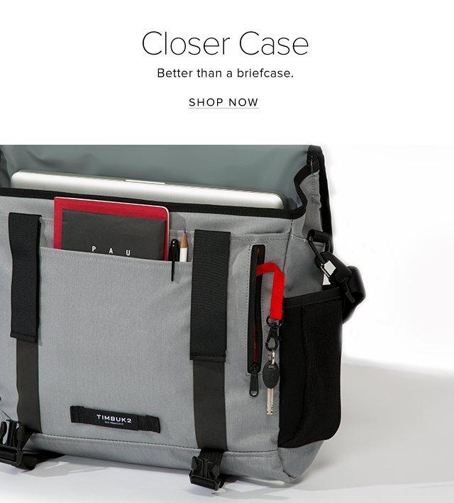 Closer Case - Better Than a Briefcase. – Shop Now