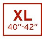 "MEN | XL | 40""-42"""