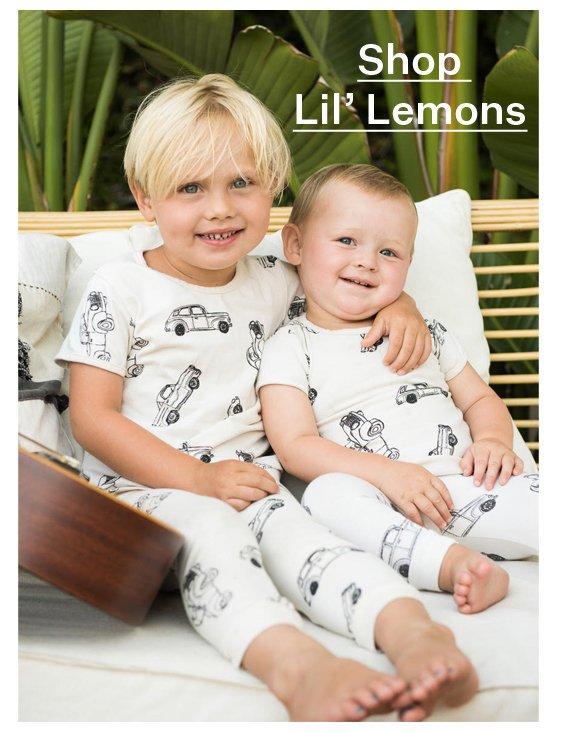 Shop Lil' Lemons
