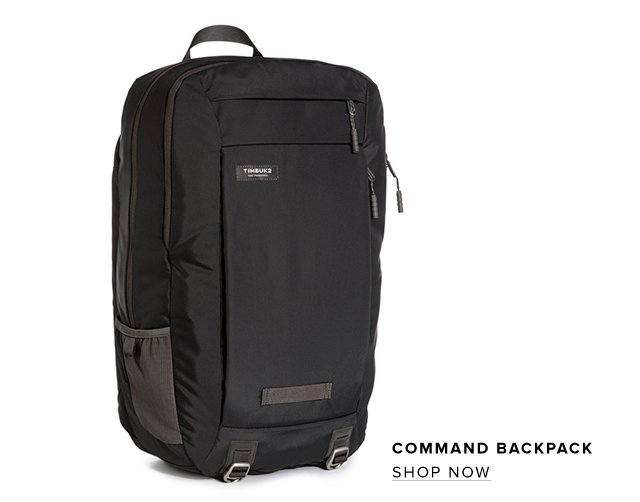 Command Backpack – Shop Now