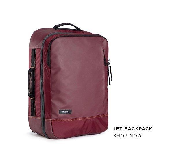Jet Backpack - Shop Now