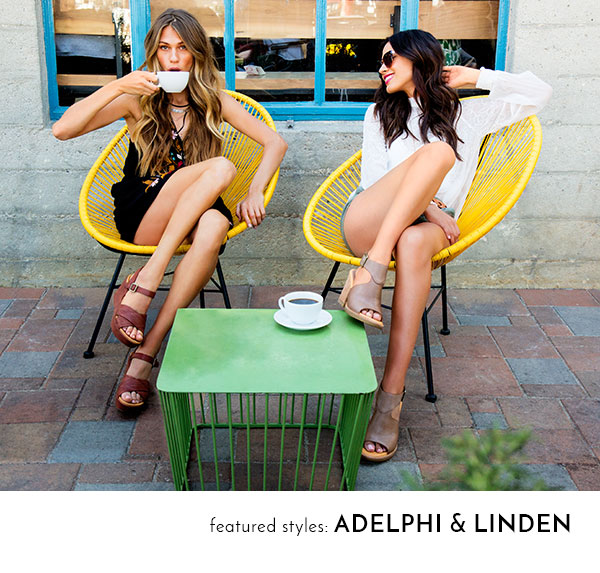 Featured Style: Adelphi and Linden