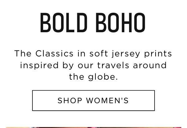 Bold Boho - Shop Women's