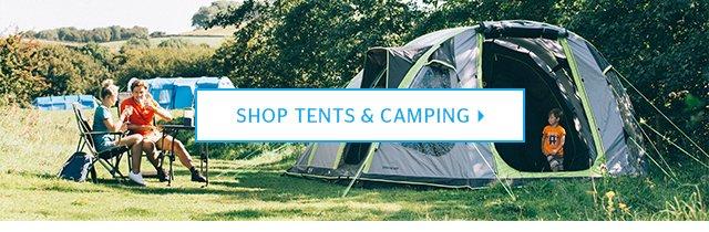 Shop Tent's & Camping