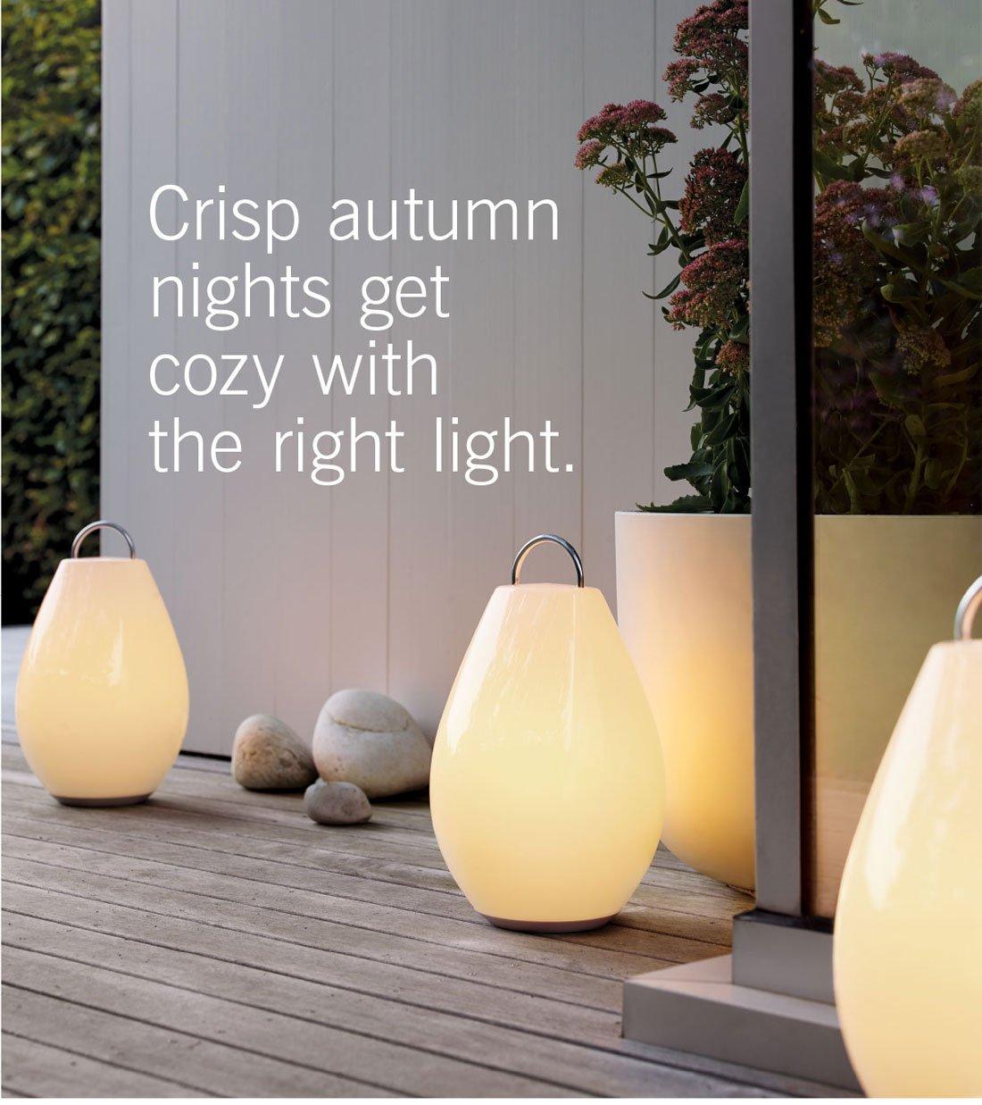 Luau Lamp