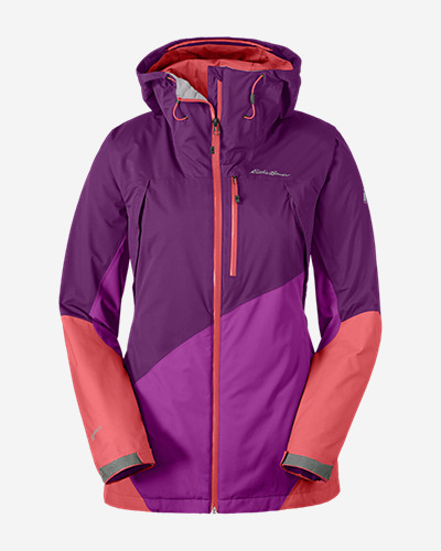 Womens Telemetry Freeride Jacket